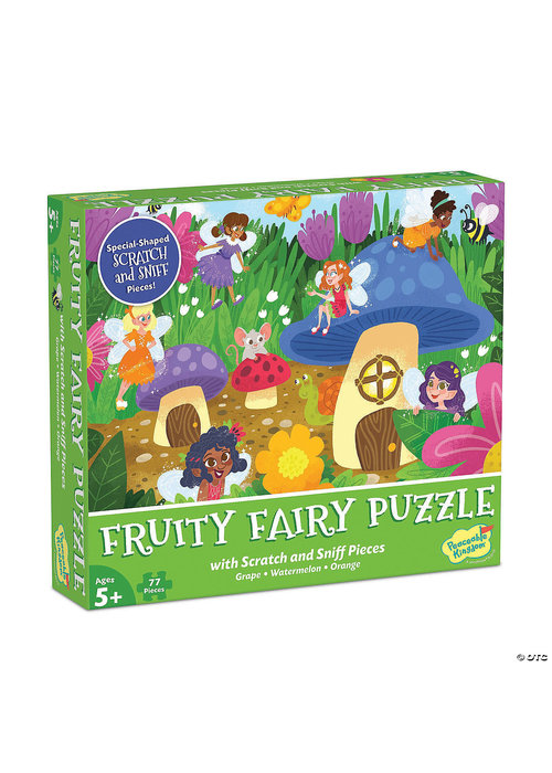 Scratch and Sniff Puzzle: Fruity Fairy