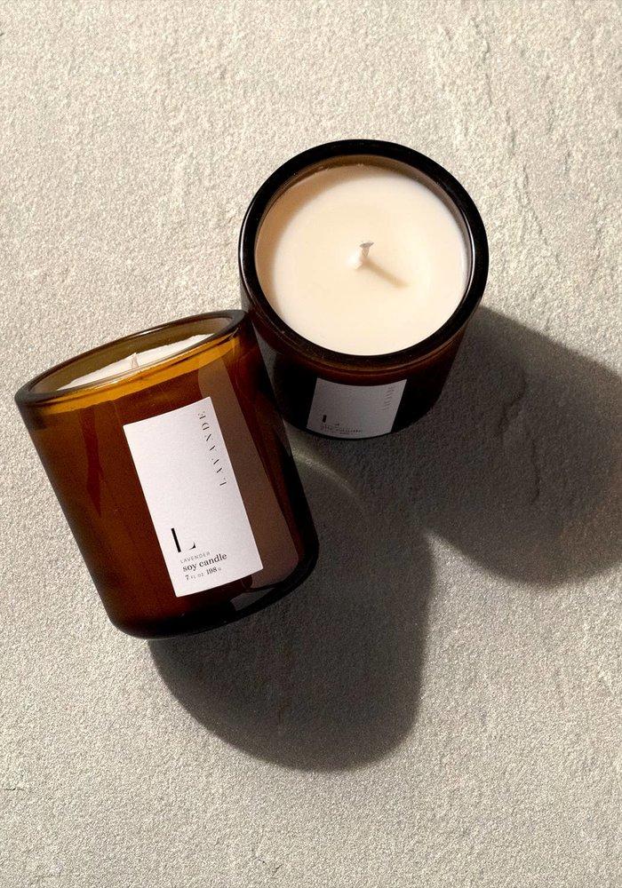 Lavande Soy Candle 7oz