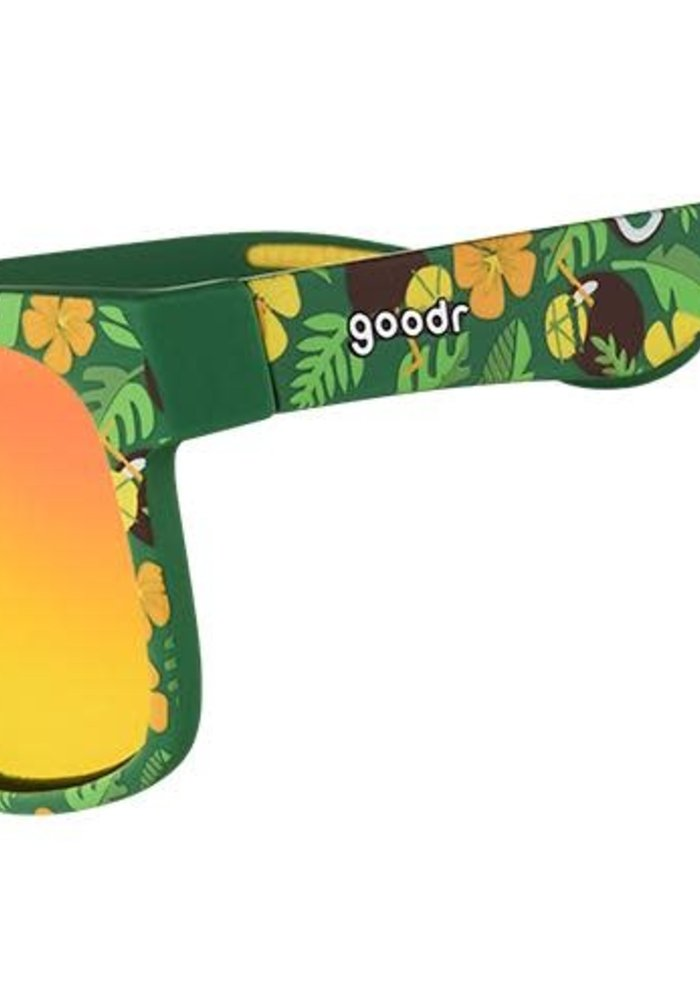 Goodr Tropical Opticals - Cuckoo for Coconuts