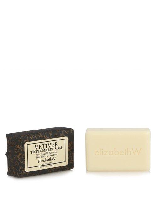 Elizabeth W EW Vetiver Bar Soap