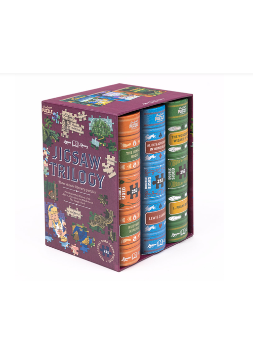Triple Pack Jigsaw puzzle