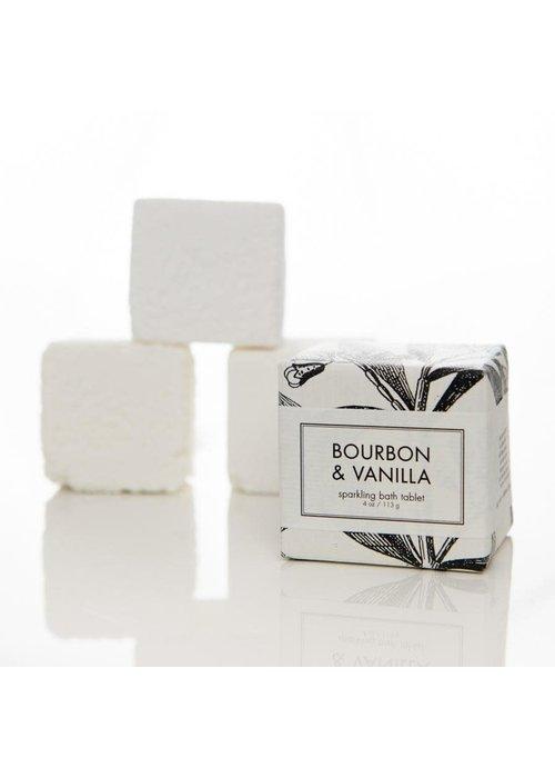 Formulary 55 Bourbon & Vanilla Sparkling Bath Tablet