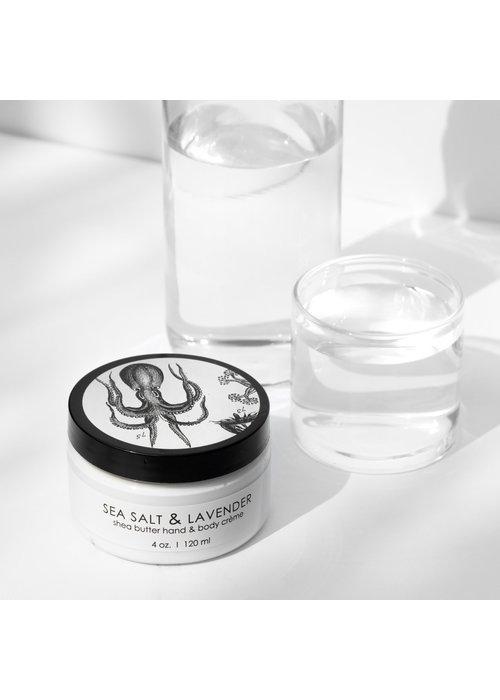 Formulary 55 Sea Salt & Lavender Shea Butter Hand Creme