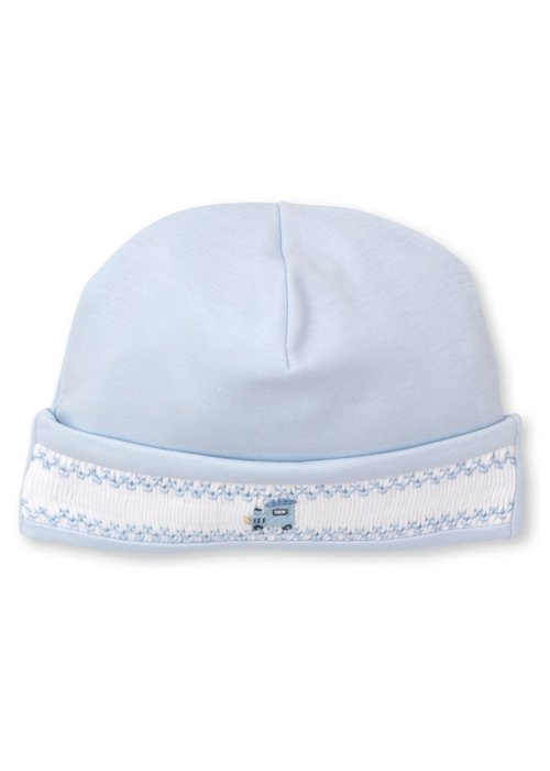 Kissy Kissy Hat w/Hand Smk CLB Fall Medley 21 Lt Blue