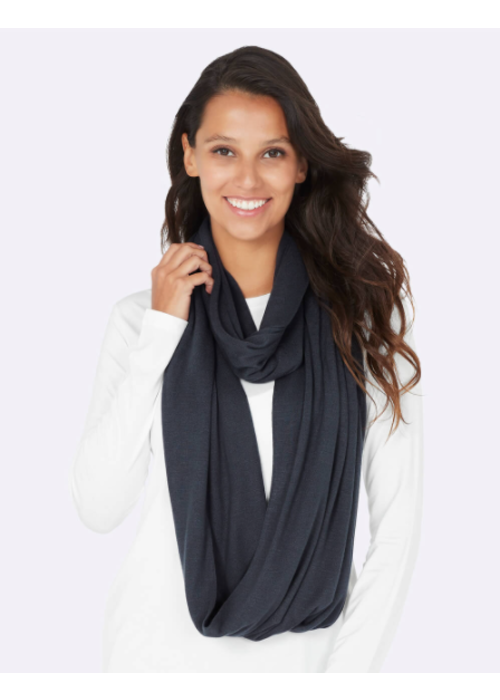 Boody Boody Infinity Scarf- Storm