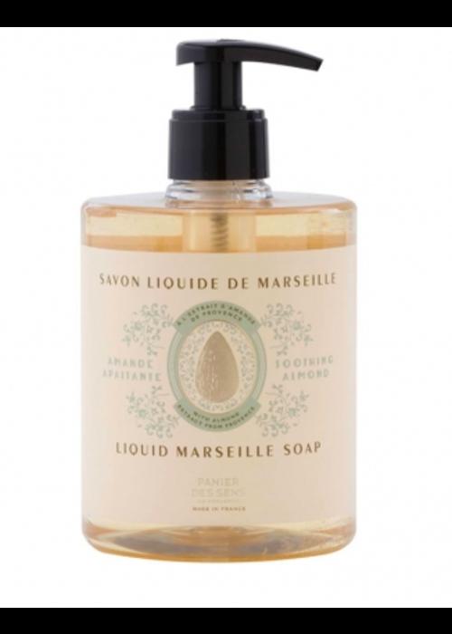 Panier des Sens PS Sweet Almond Liquid Marseille Soap