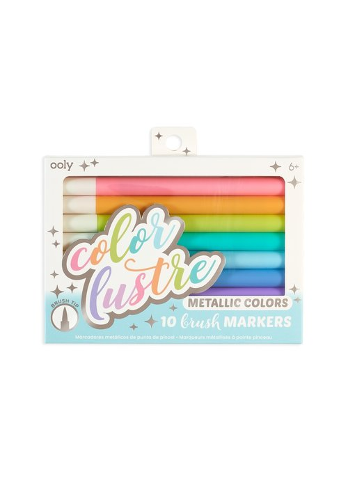 ooly ooly Color Luster Metallic Brush Marker