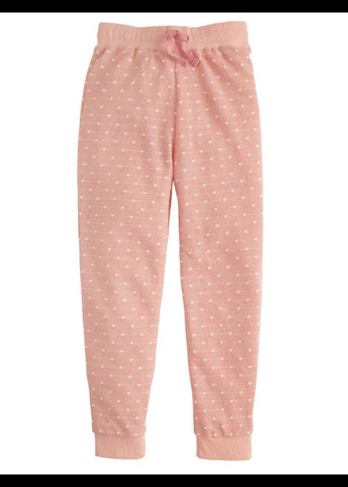 Bisby Pink Dot Sweatpant