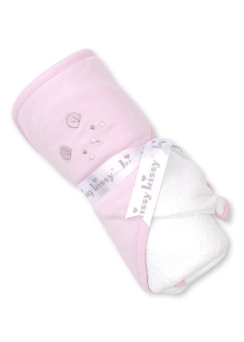 Kissy Kissy KK Bearhugs Hooded Towel W/Mitt Set