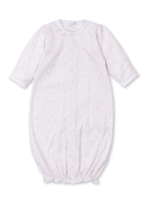 Kissy Kissy KK Bear Hugs- Conv Gown Pink