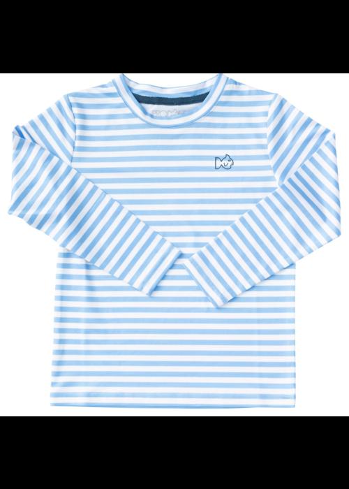Prodoh Prodoh Wahoo Performance T-Shirt in Lil Boy Blue Str