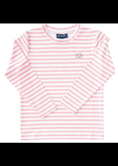 Prodoh Prodoh Girl's Wahoo Performance T-Shirt Flamingo Str