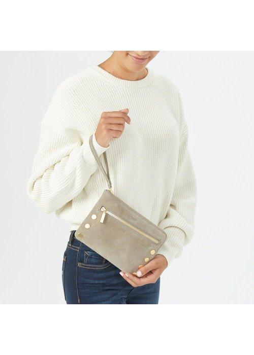 Hammitt Hammitt Sm Nash Bag- Grey Natural