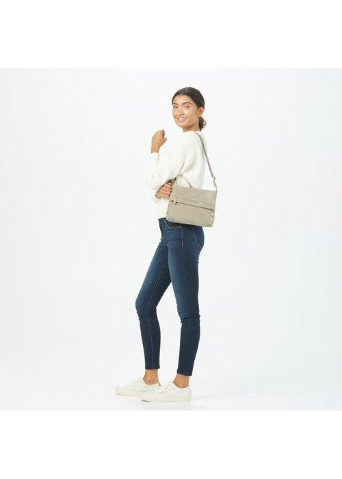 Hammitt Hammitt VIP Med Grey Natural Handbag