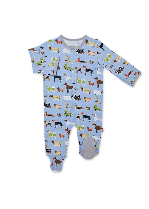 Magnetic Baby Magnetic Me ln-Dognito II Modal Magnetic Footie