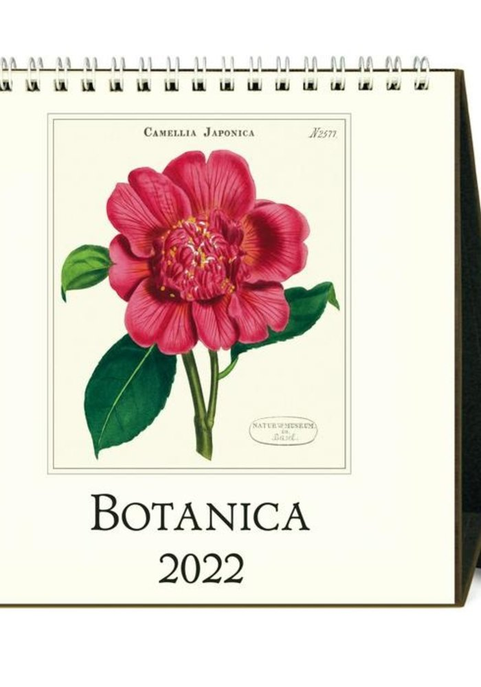 CP Desk Calendar Botanical