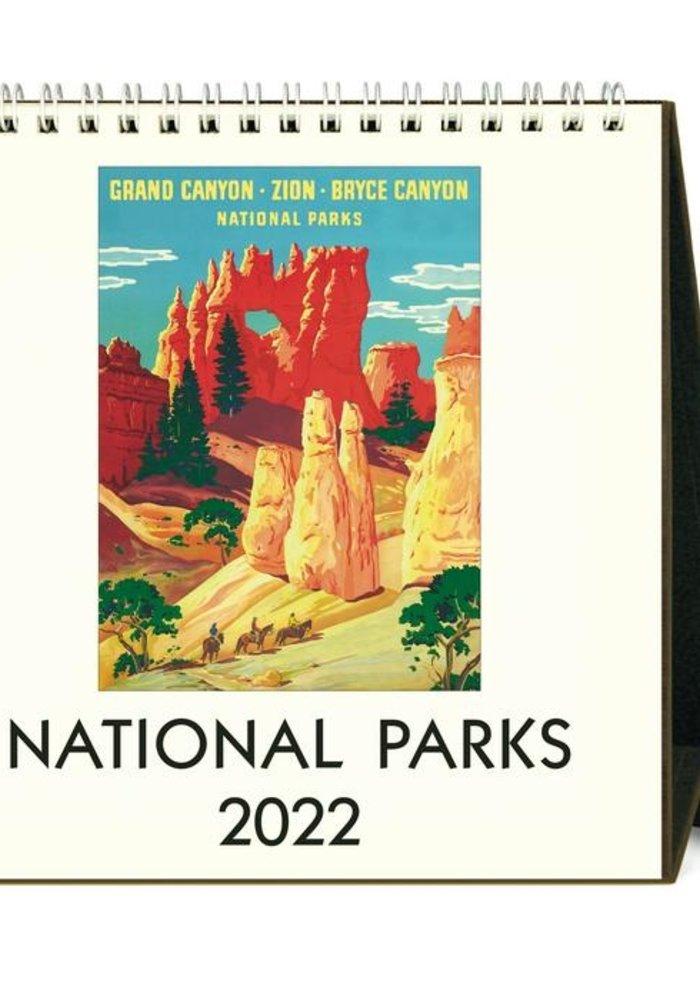 CP Desk Calendar National Parks