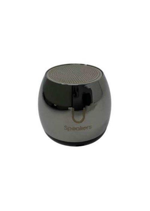 Micro Mirror Speaker- Hematite