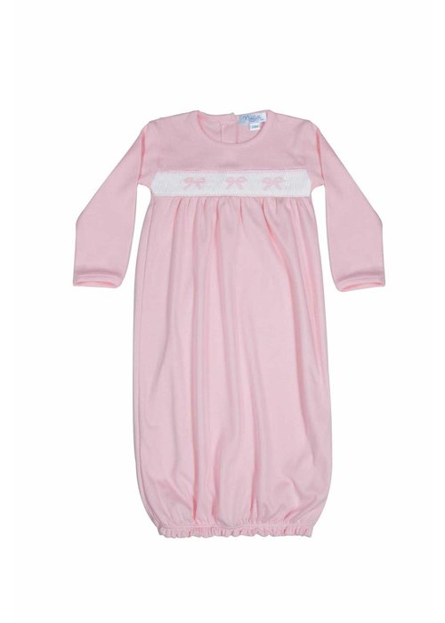 Nellapima NP Bows Baby Girl Converter Gown