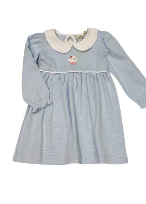 Baby Luigi Crochet Cupcake Dress