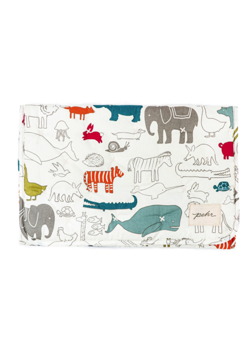 Pehr Pehr On the Go Changing Pad Noah's Ark