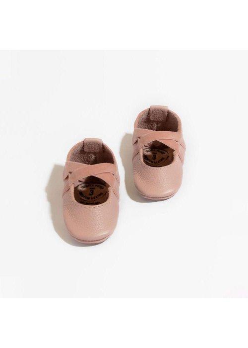 Freshly Picked FP Blush Ballet Slipper Newborn