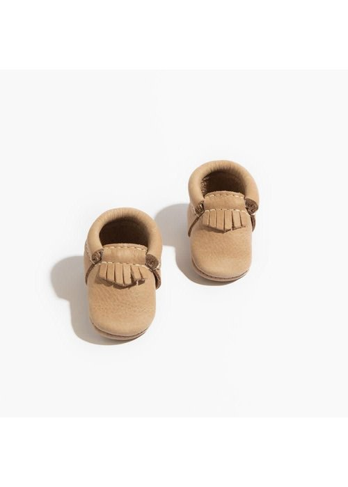 Freshly Picked FP Weathered Brown Classic Moc Newborn