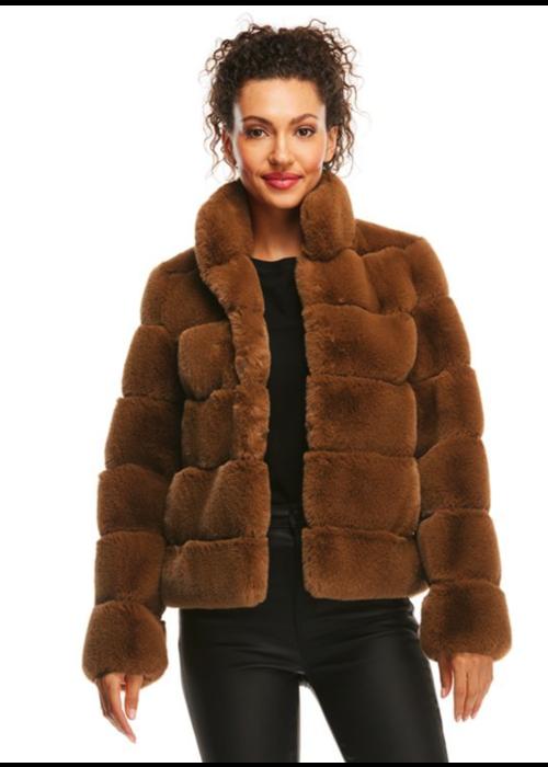 Donna Salyers Posh Jacket- Spice