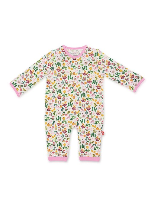 Magnetic Baby MAG Pickle My Fancy Modal Magnetic Coverall