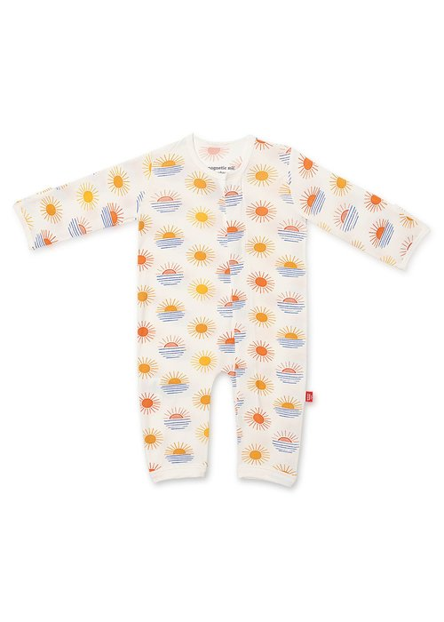 Magnetic Baby MAG Sol Mates Modal Magnetic Coverall