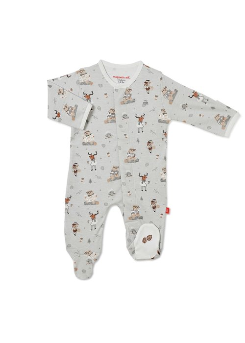 Magnetic Baby MAG Perfect Sunday Modal Magnetic Footie
