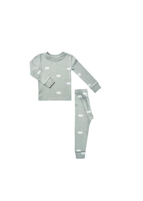 Rylee & Cru R+C Clouds Pajama Set