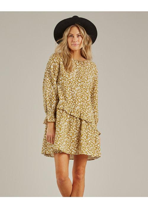 Rylee & Cru R+C Women's Hazel Dress-Ditsy Floral