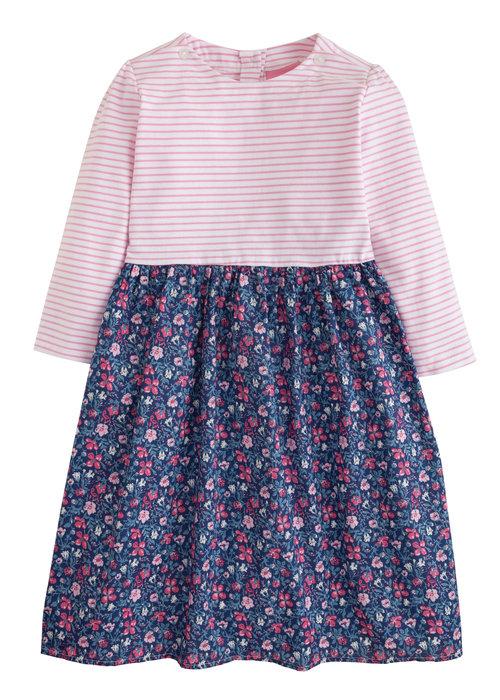 Little English Rosie Dress-Highgrove Garden