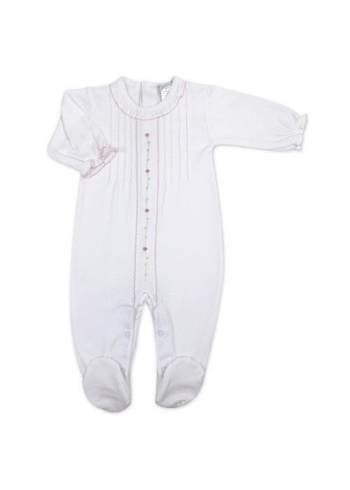 Baby Threads/Marco Lizzie Rosevines Footie