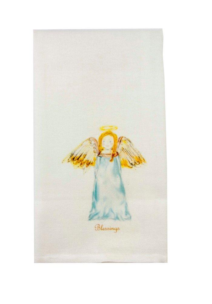 Blessings Angel Tea Towel