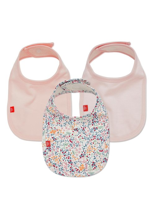 Magnetic Baby Magnetic Me Sheffield Organic Cotton Magnetic Bib