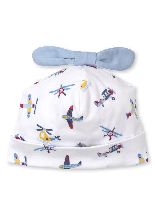 Kissy Kissy KK Just Plane Fun Hat