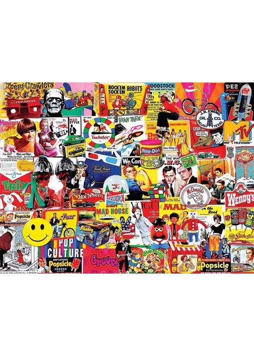 WMP Pop Culture 1000 Piece Puzzle