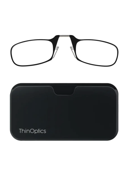 Thin Optics Readers