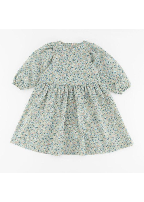 Thimble Collection Birthday Dress in Fleurs