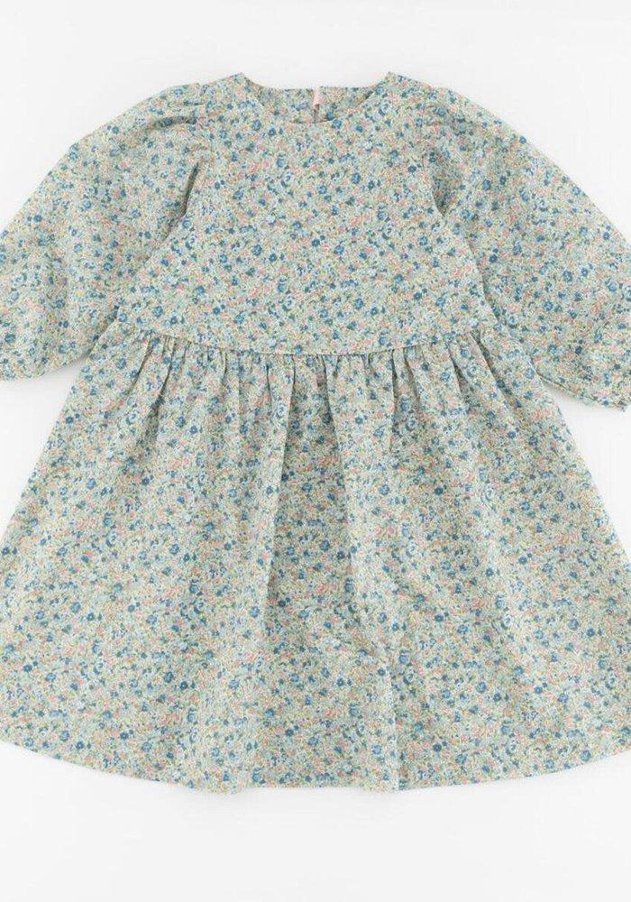 Birthday Dress in Fleurs