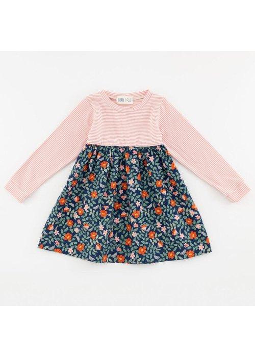 Thimble Collection Playground Dress-Poppy