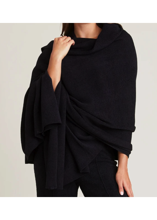 Barefoot Dreams BFD CCUL Pashmina- Black