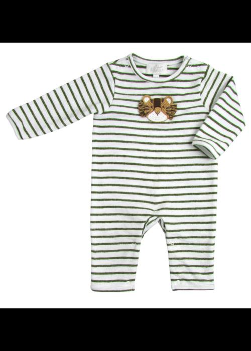 Albetta Crochet Tiger Babygro