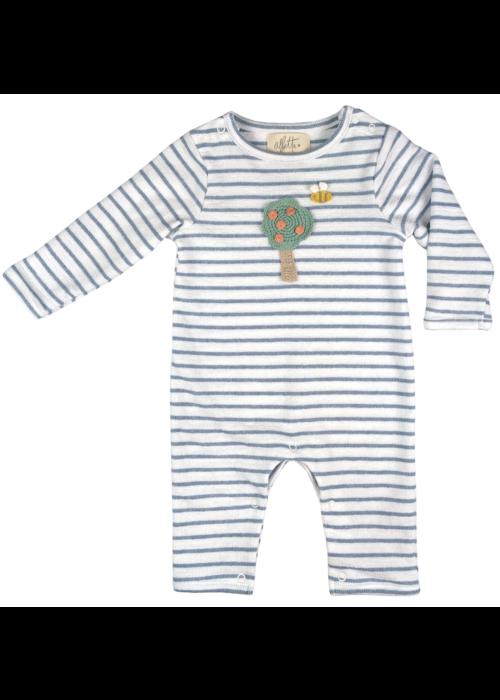 Albetta Crochet Little Oak Babygro