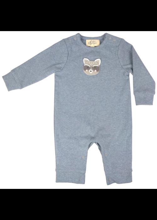 Albetta Crochet Raccoon Babygro