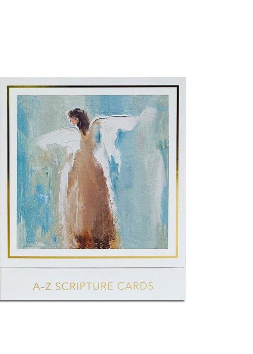 Anne Neilson AN A-Z scripture cards