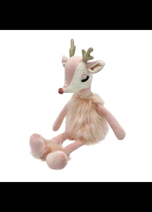 Freija the Pink Reindeer