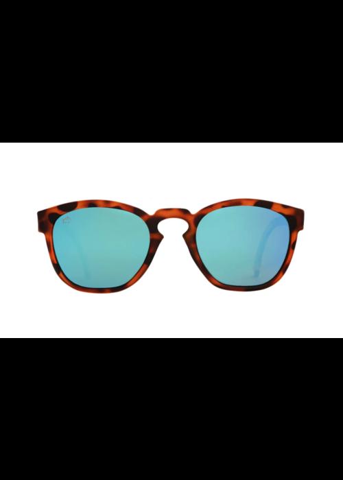 Rheos Rheos ST Seabrooks Tortoise Marine Sunglasses